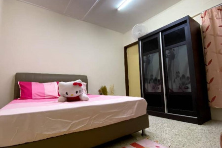 Room For Rent at Taman Connaught