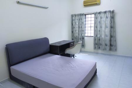 Room Rental at Tempua Bandar Puchong Jaya